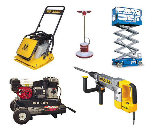 Equipment Rentals in Oakwood Georgia, Gainesville, Buford, Cumming, Cleveland, Cornelia GA