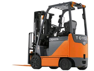Where to find 5K ELECTRIC FORKLIFT in Gainesville