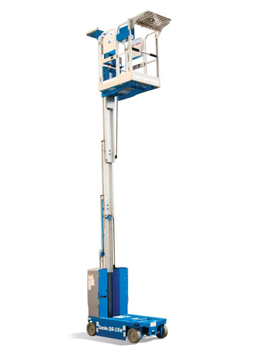 Where to find VERTICAL MAST LIFT, 20 in Gainesville