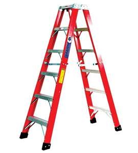 Where to find LADDER, 14  STEP, FIBERGLASS in Gainesville