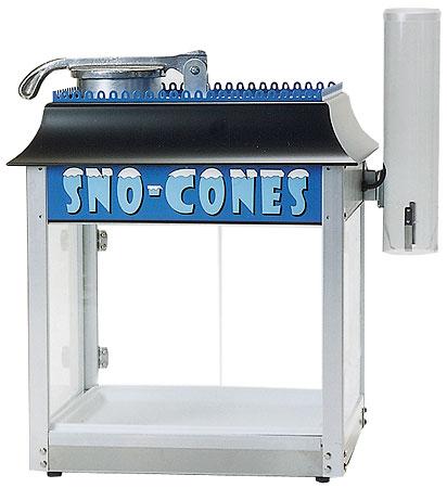 cone machine rental