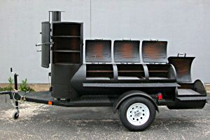 Where to find WOOD SMOKER, TOWABLE in Gainesville