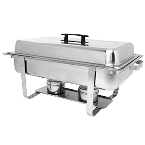 Where to find CHAFER, STAINLESS, LARGE in Gainesville