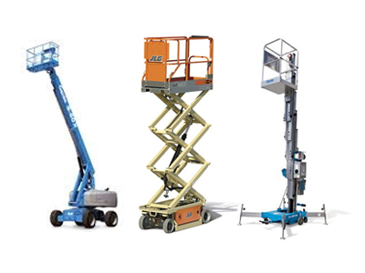 Aerial Lifts Rentals in Oakwood Georgia, Gainesville, Buford, Cumming, Cleveland, Cornelia GA