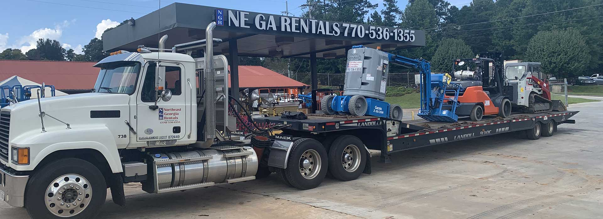 Equipment & Tool Rentals in Oakwood Georgia, Gainesville, Buford, Cumming, Cleveland, Cornelia GA