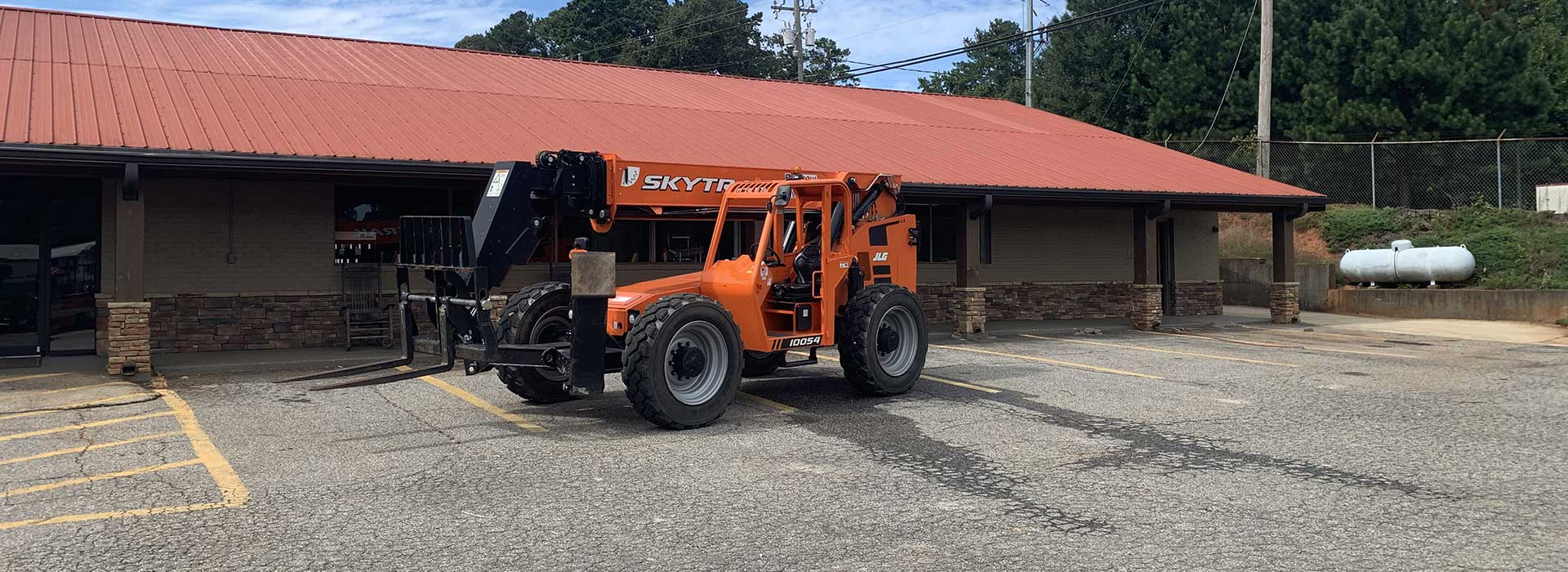 Large Equipment Rentals in Oakwood Georgia, Gainesville, Buford, Cumming, Cleveland, Cornelia GA